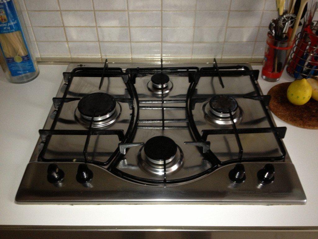 Non funziona accensione elettrica del piano cottura - Ariston cucine a gas ...