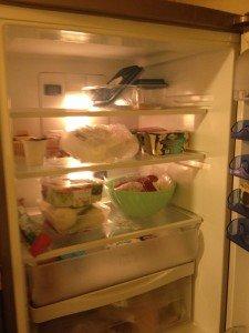 frigorifero va sempre