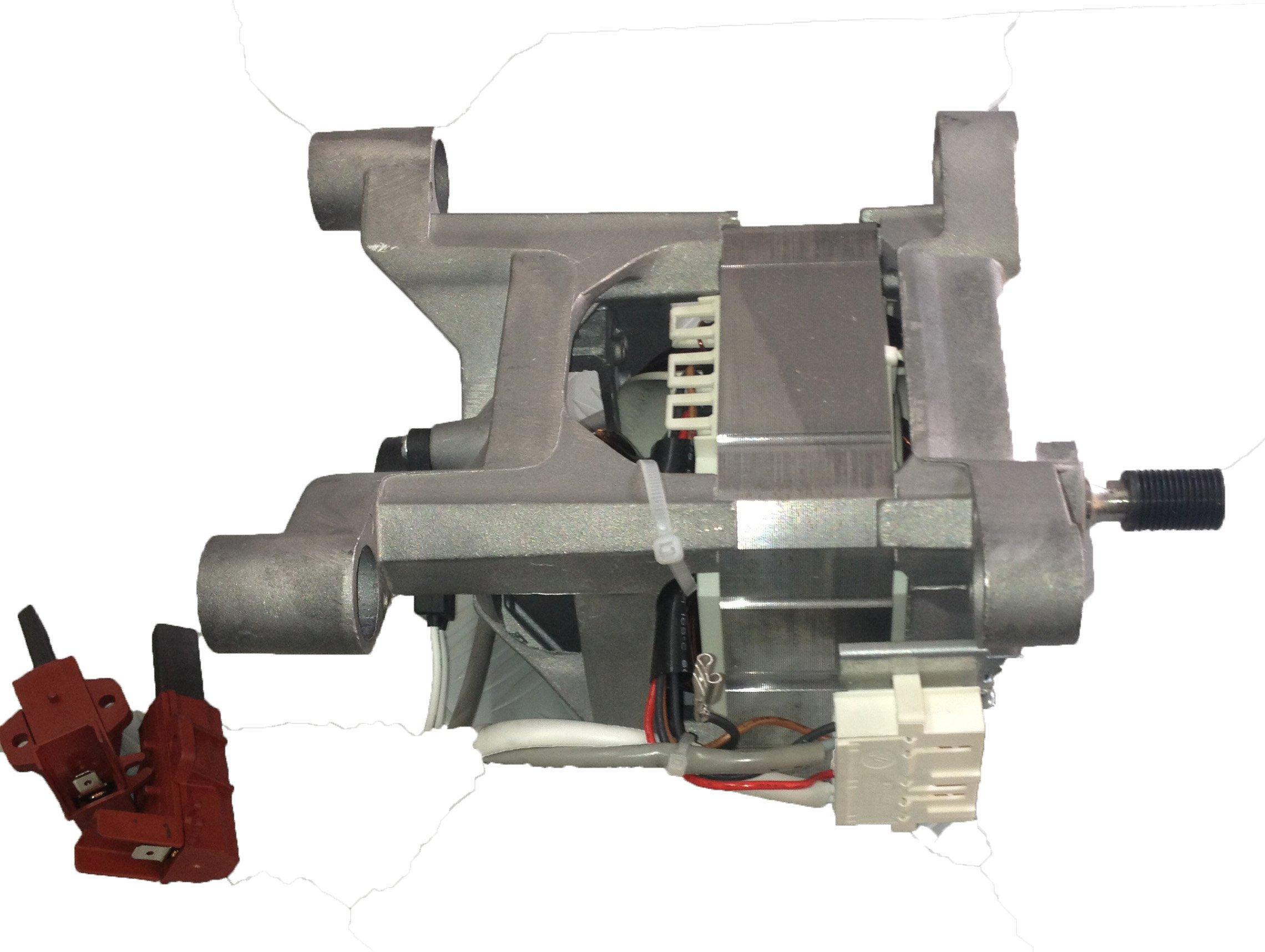 Schema Elettrico Lavatrice Candy : Come sostituire le spazzole del motore riparodasolo