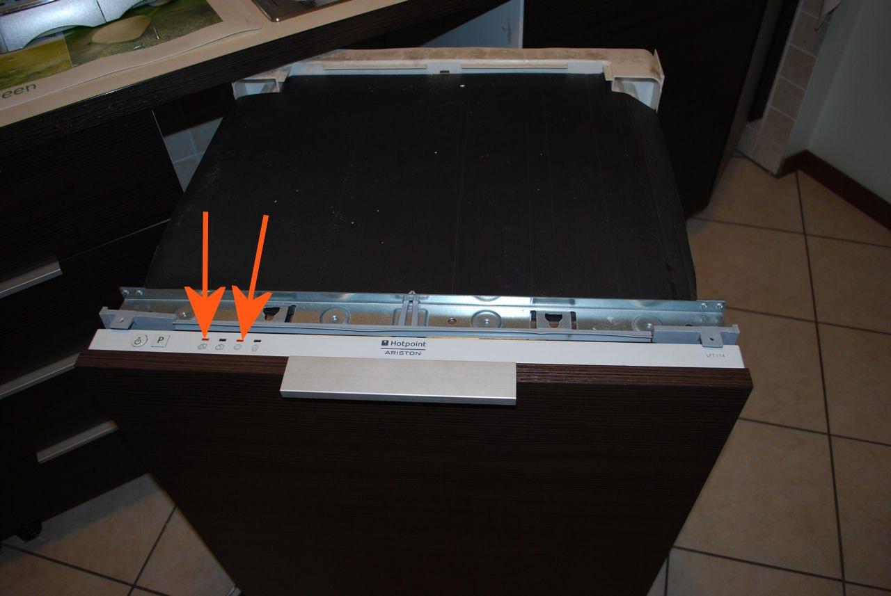 Codici errore lavastoviglie ariston hotpoint indesit for Programmi lavastoviglie ariston