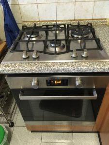 pulizia automatica forno